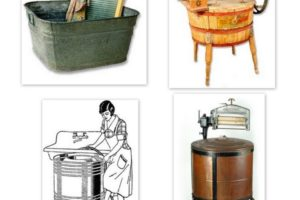 История появления стиральных машин